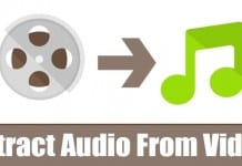 How to Extract Audio From Video On Windows 10