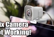 How to Fix Webcam or Camera Not Working in Windows 10