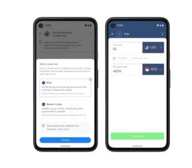 Google Pay users can now receive money from US