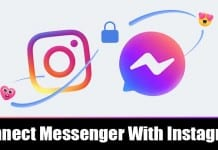 How to Message a Instagram Friend from Facebook Messenger