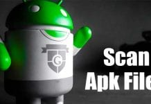 How to Scan APK Files to Check Whether they Have a Virus