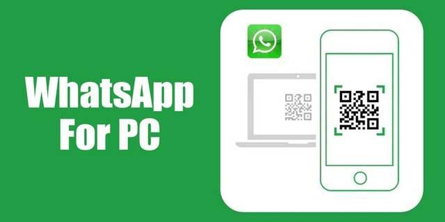 Download WhatsApp for PC Offline Installer