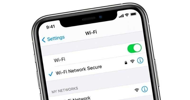 Bug in iOS Permanently Disables the Wifi Connectivity, Here's How to Secure