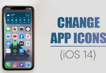 Customize App icons on iPhone