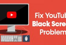 How to Fix YouTube Video Black Screen Problem