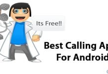 Best Calling Android Apps
