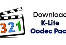 Download K-Lite Codec Pack Latest Version for Windows (Offline Installer)