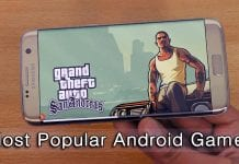 Popular Android Games That You Should Play