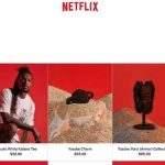 Netflix Online Store Launched, will Sell Merchandise of Popular Shows