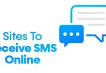 10 Best Sites to Receive SMS Online Without Using Real Phone Number