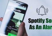 How to Set Spotify Song as an Alarm on Android