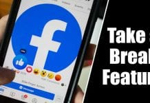 How to Use the 'Take a Break' Feature of Facebook