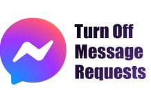 How to Turn Off Message Requests on Facebook (Full Guide)