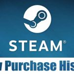 How to View Your Purchase History in Steam