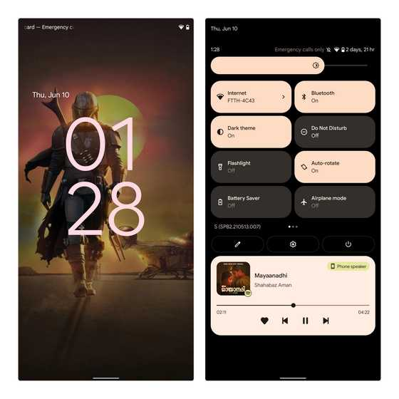 New features of Android 12