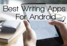 10 Best Writing Apps For Android