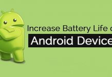How To Increase Battery Life Of Android (Best Methods)