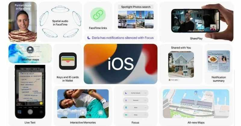 Apple iOS 15 & iPadOS 15 Public Beta Available for Download