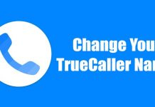 How to Change Your Name in TrueCaller (Android & Web)