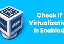 How to Check if Virtualization is Enabled or Not in Windows 10