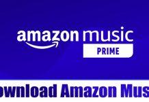 Download Amazon Music (Offline Installer)