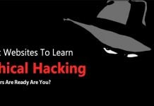 Best Websites To Learn Ethical Hacking