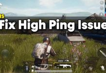 How to Fix High Ping Issue in Online Games On PC