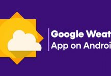 How to Get Google's Weather App on Android Device