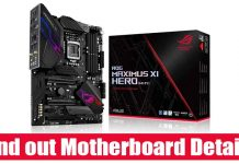 How to Check Your Motherboard Model On Windows 10