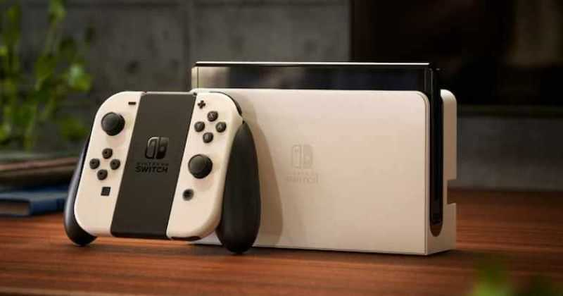 Nintendo Switch OLED Model to go on Sale in October