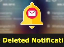 How to Save and Make Backup of Notifications In Android