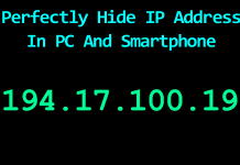 Hide IP Address In PC, Android and iphone