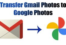 How to Directly Save Photos From Gmail to Google Photos