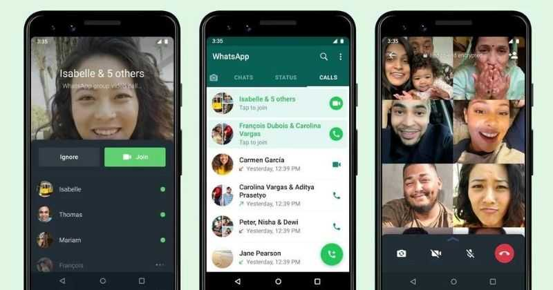 WhatsApp Launches 'Joinable Calls' Feature to Join Missed Group Calls