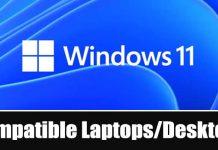 Windows 11 Compatible Laptops & Desktop PCs