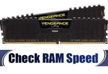 How to Check RAM Speed on Windows 10/11