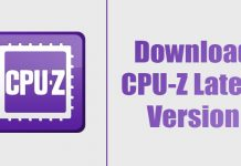 Download CPU-Z For PC Latest Version Free Download