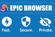 Download Epic Privacy Browser for PC (Offline Installer)