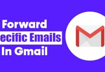 How to Automatically Forward Specific Emails to Another Gmail