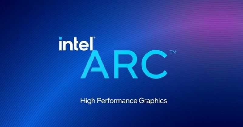 Intel Arc new gaming GPU