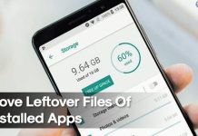 How to Remove Leftover Files After Uninstalling Apps on Android