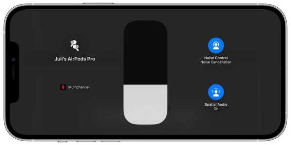 iOS 14 Devices gets Support for Spatial Audio Support on Netflix, but you Need AirPods