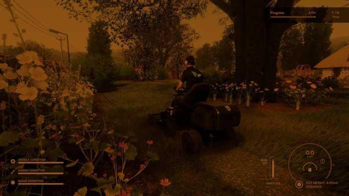 Night Mode in Xbox