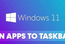 How to Pin Apps to the Taskbar in Windows 11