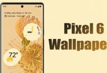 Download the Pixel 6 Wallpapers On Your Smartphone (FHD+ Resolution)