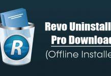 Download Revo Uninstaller Pro Offline Installer