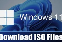 Download Official Windows 11 ISO Files (Latest Version)