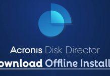 Download Acronis Disk Director (Offline Installer)