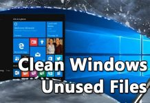 How to Automatically Clean Windows of Unused Files