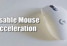 How to Turn Off Mouse Acceleration On Windows 10